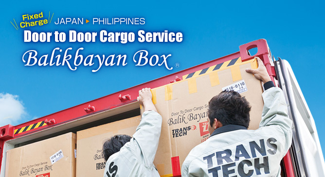 Forex door to door cargo philippines