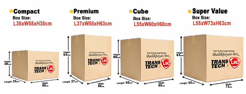Services - Balikbayan Box| TRANSTECH Co , Ltd
